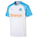 Shirt Marseille home 2018-19 Puma