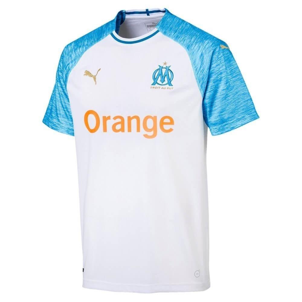 193beeed07b Shirt Marseille home 2018-19 Puma. Loading zoom