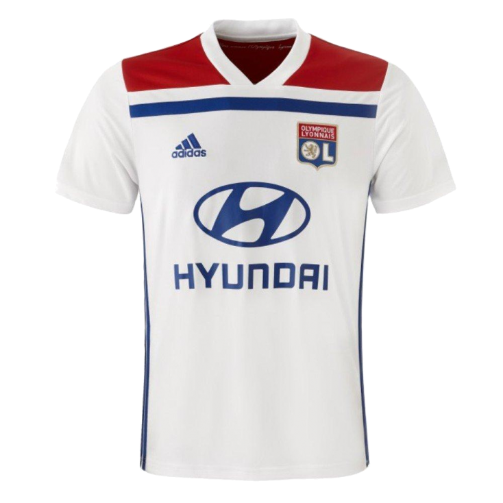 Maillot OL domicile 2018-19 ADIDAS