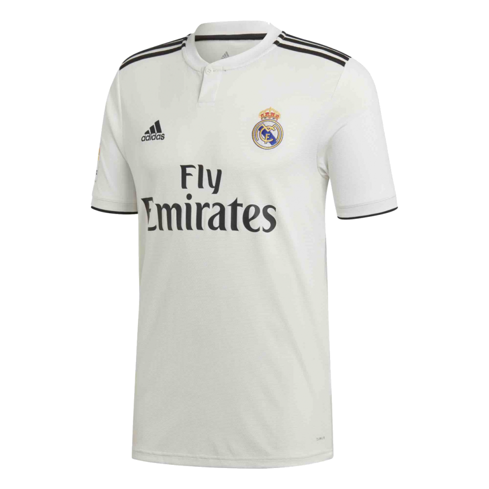 Camiseta Real Madrid domicilio 2018-19 ADIDAS ed8d8234ddb21