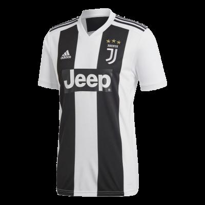 Maillot Juventus domicile 2018-19 Adidas
