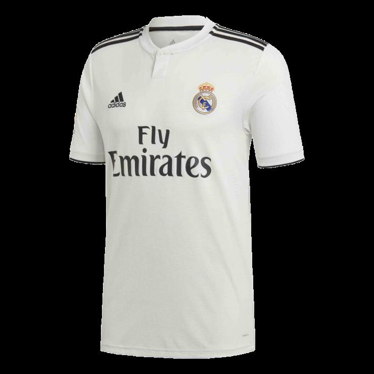 Camiseta Real Madrid domicilio 2018-19 ADIDAS