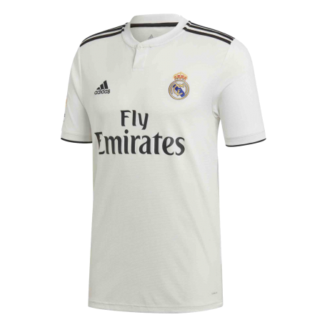 Maillot junior Real Madrid domicile 2018-19 ADIDAS 1ec19299fde60