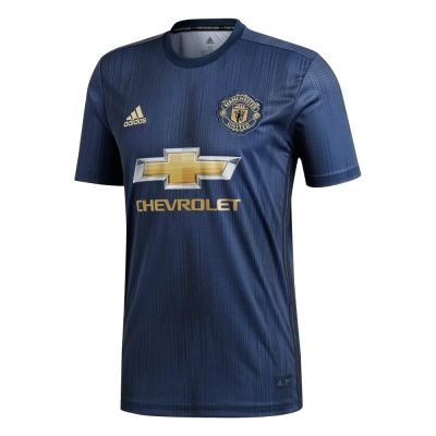 Maillot junior Manchester United third 2018-19 Adidas