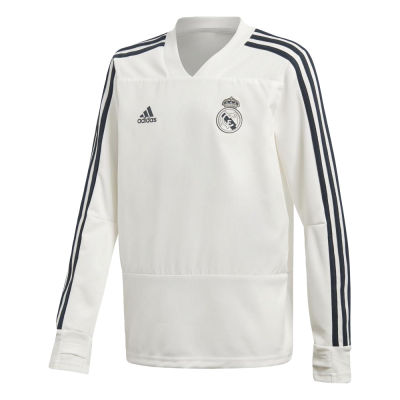 Training top Real Madrid Adidas 2018-19 kid