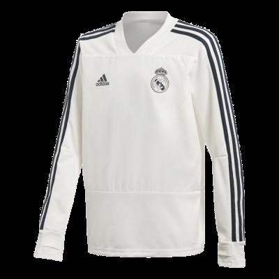Training top Real Madrid Adidas 2018-19 kid