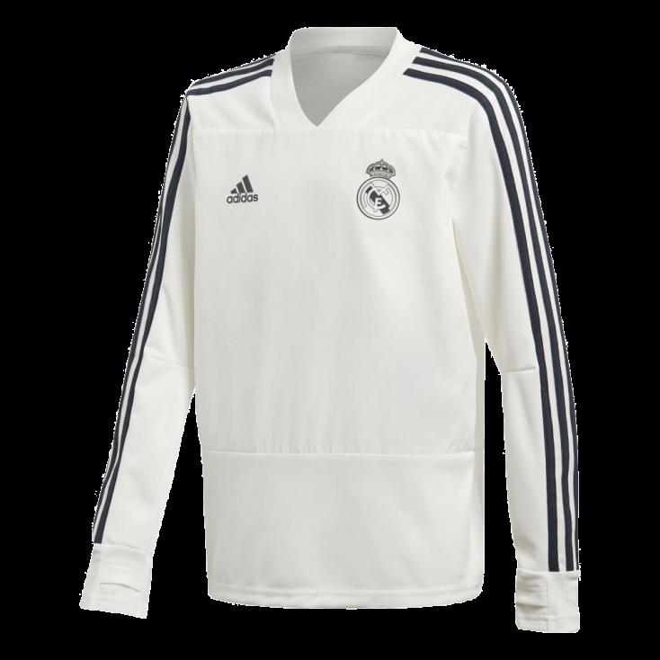 4100d7d8115 Training top Real Madrid Adidas 2018-19 kid