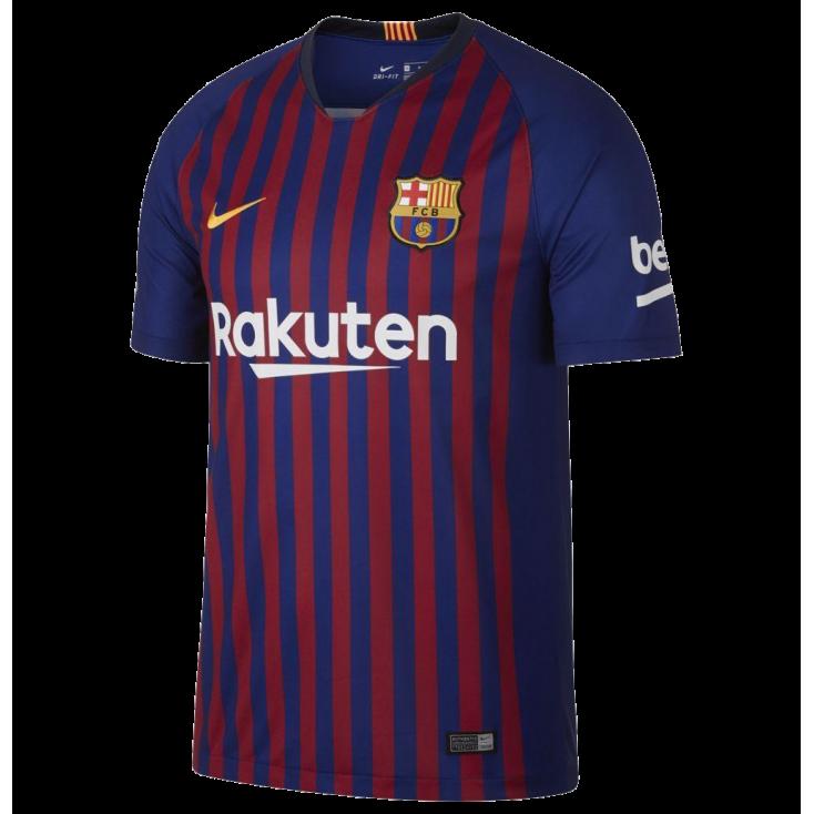 Camiseta FC Barcelona domicilio 2018-19 Nike