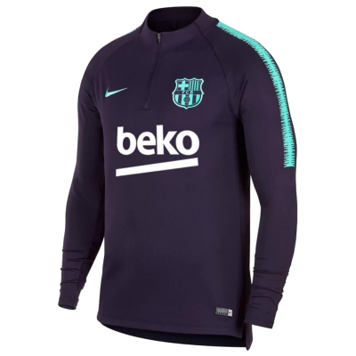 Training top FC Barcelona Squad Nike