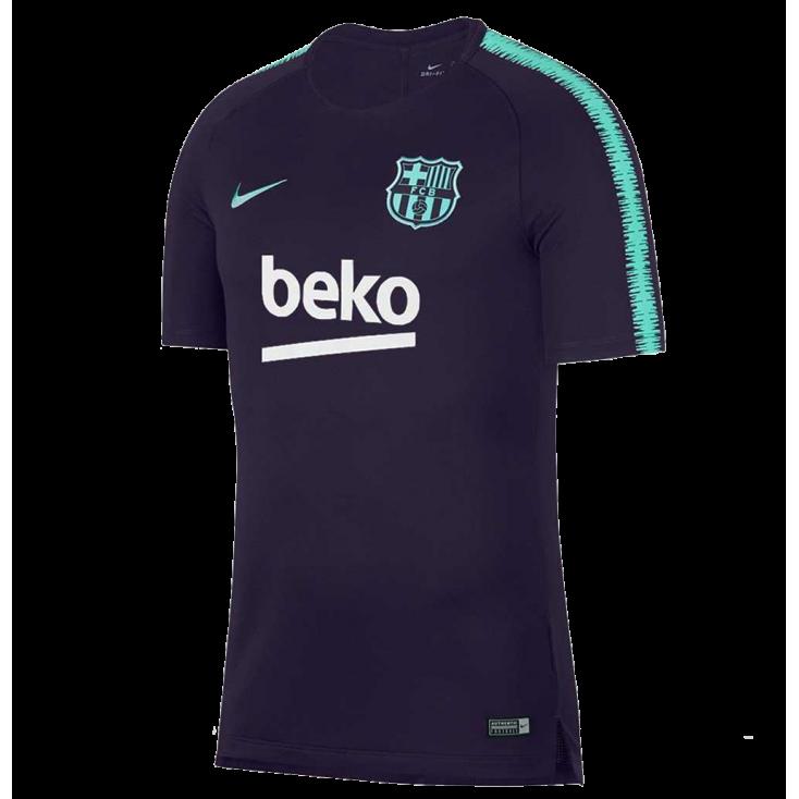 Camiseta entrenamiento FC Barcelona 2018-19 NIKE