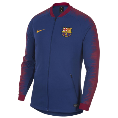 Chaqueta FC Barcelona Anthem NIKE