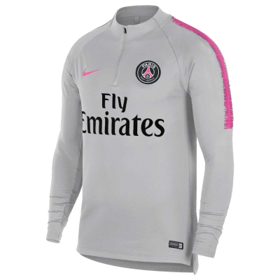 Training top PSG Nike gris