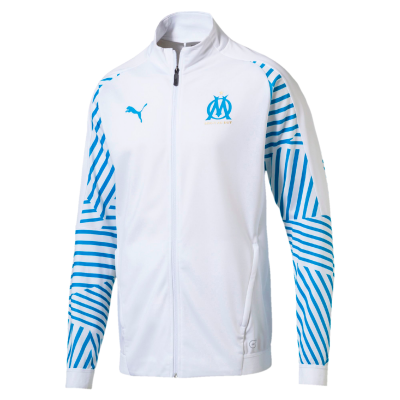 Jacket Marseille Puma white