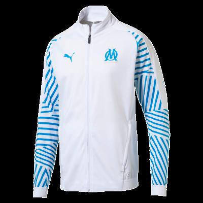 Jacket Marseille Puma white