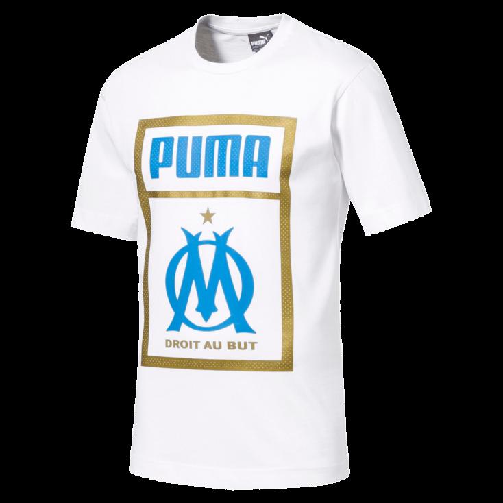Niqui OM fan Puma blanco