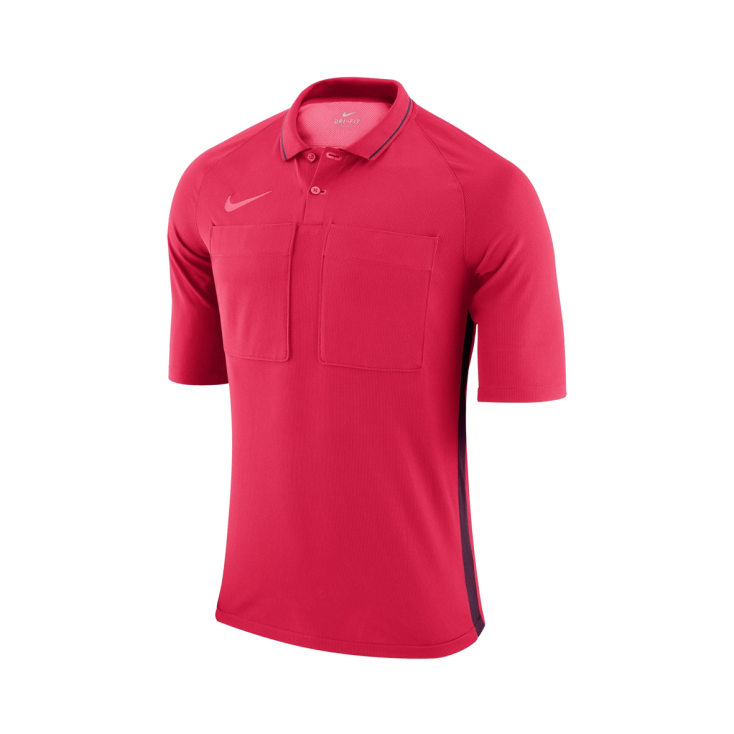 Camiseta de árbitro NIKE roja 2018-20