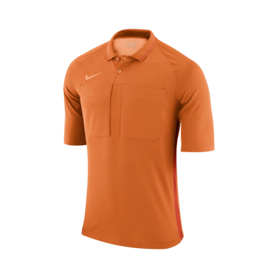 Maillot arbitre officiel NIKE orange 2018-20