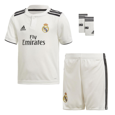 Mini kit Real Madrid domicile Adidas