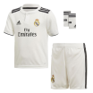 Mini kit Real Madrid domicilio Adidas