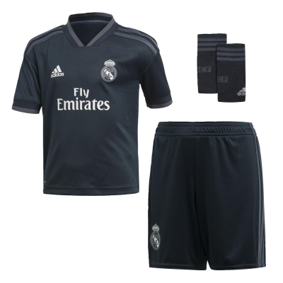 Mini kit Real Madrid exterior Adidas