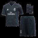 Mini kit Real Madrid extérieur Adidas