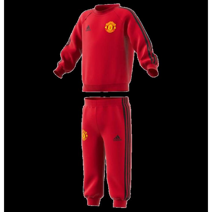Manchester United bébé jogging ADIDAS