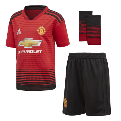 Mini kit Manchester United ADIDAS