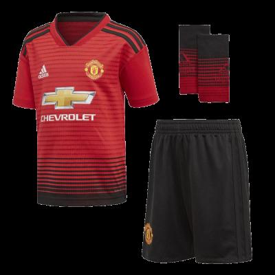 Mini kit Manchester United ADIDAS