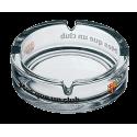 Cenizero de vidrio FC Barcelona