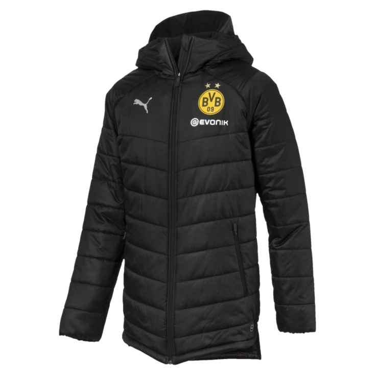 Chaqueta invierno Borussia Dortmund Puma