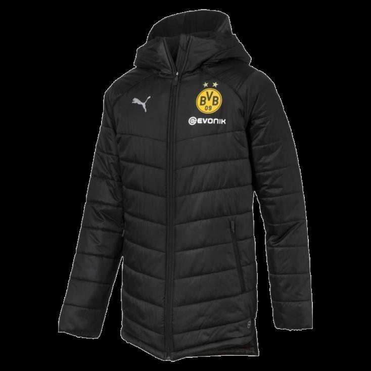 Veste hiver Borussia Dortmund Puma