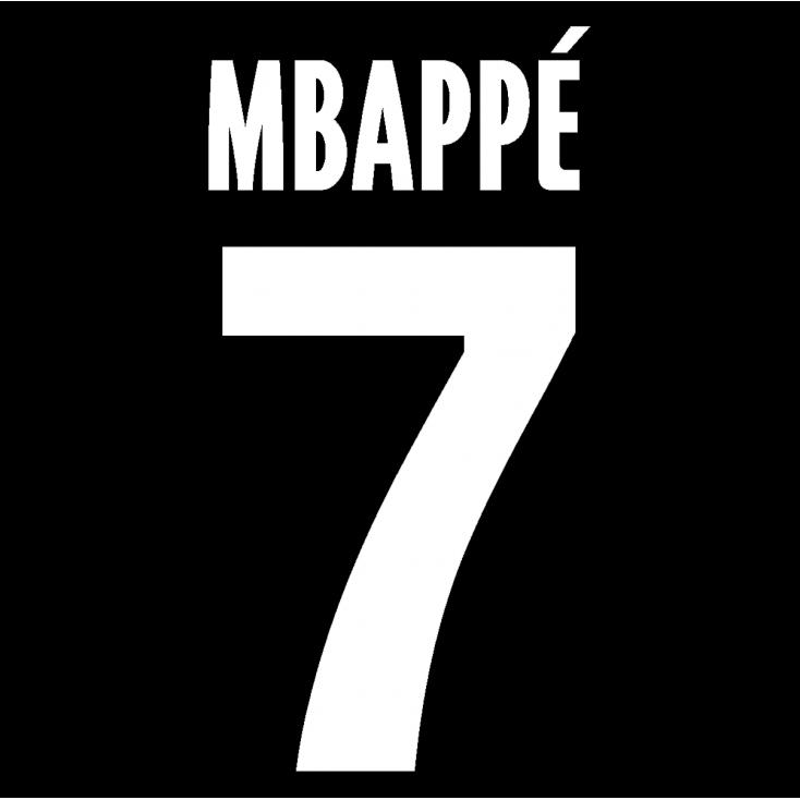 Flock Mbapp 201 7 Psg