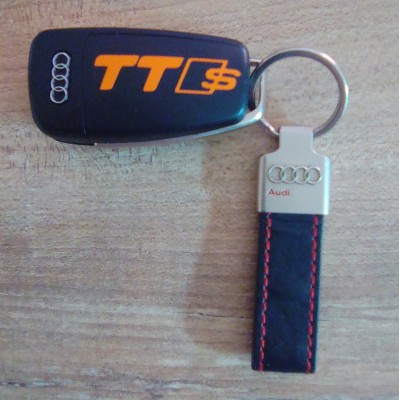 Adhesive TT for keys