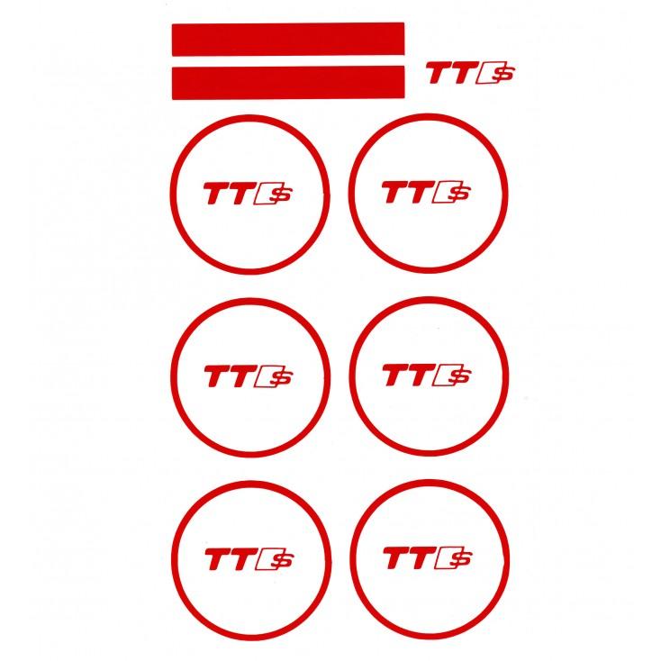 Kit adhésif TT