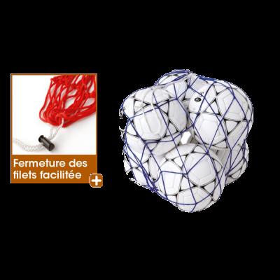 Red para 3 balones
