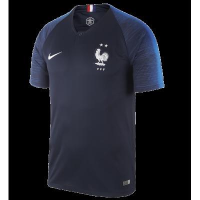 Camiseta Francia domicilio 2 estrellas NIKE