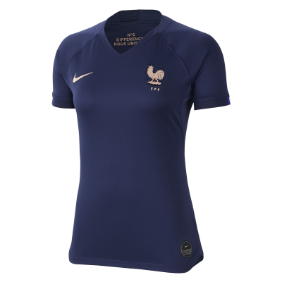 Football shirt France home NIKE women