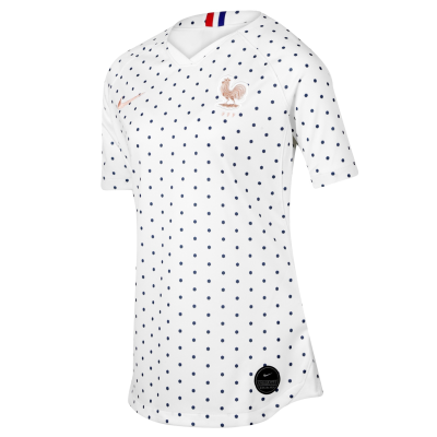 Football shirt France away NIKE women