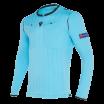 Maillot arbitre UEFA bleu