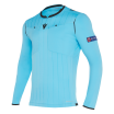 Referee shirt UEFA blue