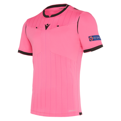 Referee shirt UEFA pink