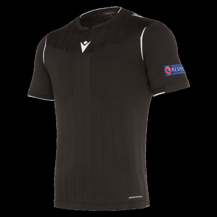 Maillot arbitre UEFA noir