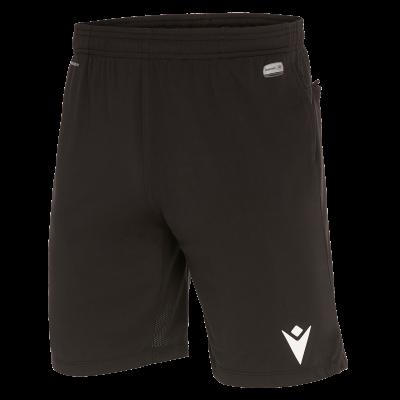 Pantalon corto de árbitro UEFA negro