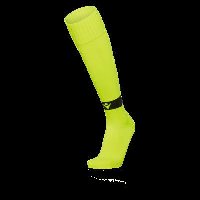 Calcetines de árbitro UEFA amarillos