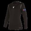 Referee shirt women UEFA black