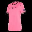 Maillot arbitre femme UEFA rose
