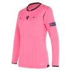 Referee shirt women UEFA pink