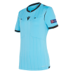 Referee shirt women UEFA blue