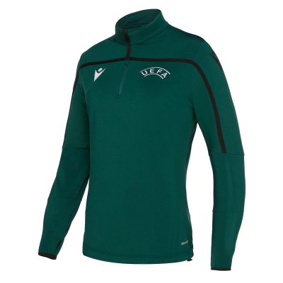 Training top mujer oficial UEFA