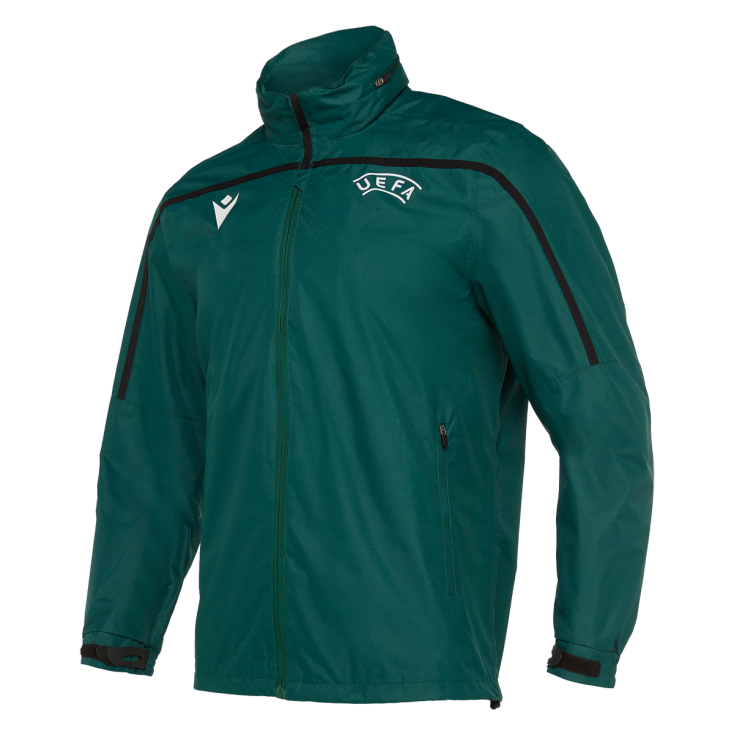 Official rain jacket UEFA